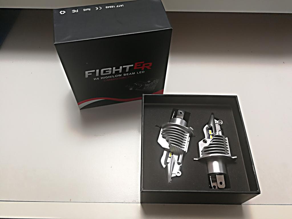 BORDAN H4 LED ヘッドライト