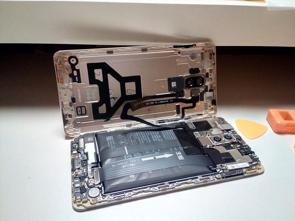Mate9バッテリー交換