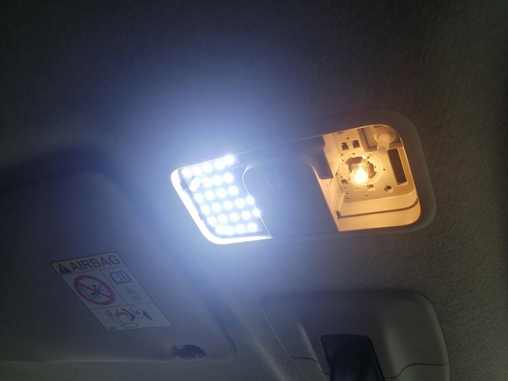 LED ルームランプ ルーミー タンク トール ジャスティ