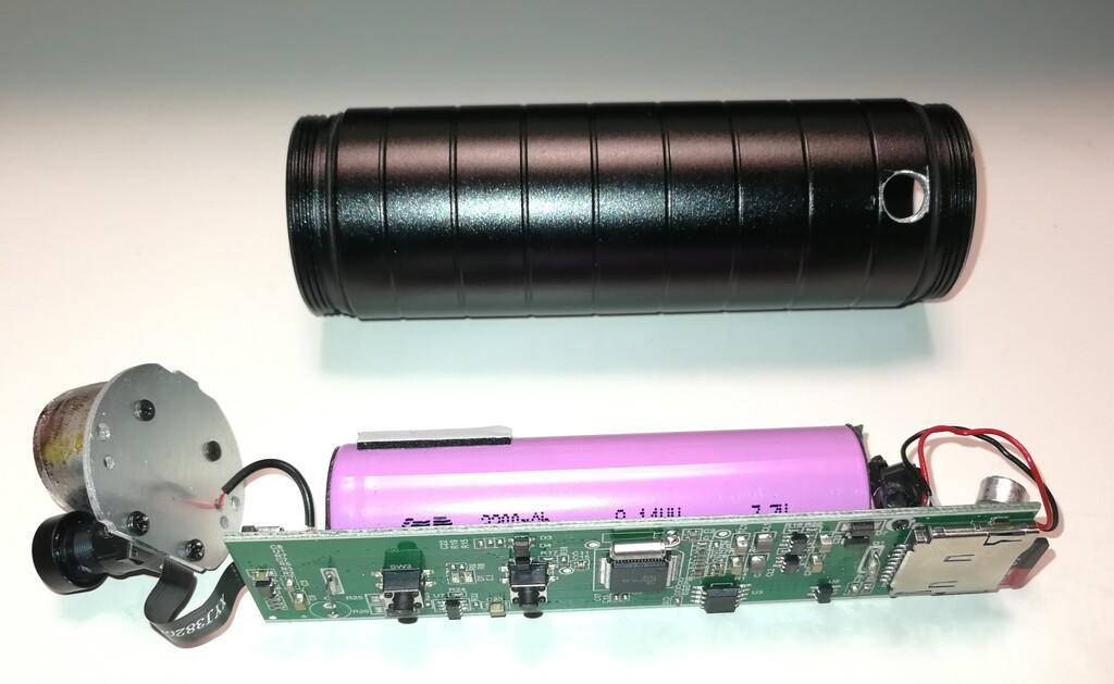自転車用ドラレコ改造 uxcell エレクトレットコンデンサマイク 3.2mm長い配線 ロホンカートリッジ 6mmx3.5mm